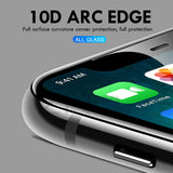 10D Tempered Glass on the For iPhone X 7 8 6 Plus Screen Protector Full Cover Protective Glass For iPhone 6 6s 7 XR XS Max film - ZepDeals.com