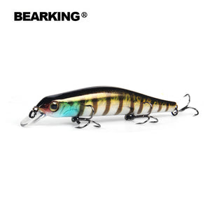 Bearking 11cm 17g magnet weight system long casting New model fishing lures hard bait dive 0.8-1.2m quality wobblers minnow - ZepDeals.com