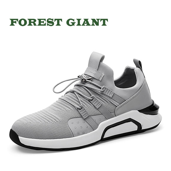 FOREST GIANT Spring Summer Shoes Men Fashion Casual Footwear Designer Man Lace-up Brand Shoes Men Casual Shoes 5245