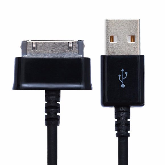 USB Data Cable Charger for Samsung Galaxy Tab 2 10.1 P5100 P7500 Tablet FOR Smartphone Cellphone Phones Free Shipping