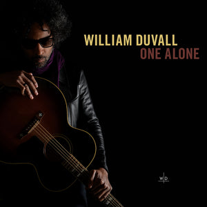 """One Alone"" CD - Signed by William DuVall"