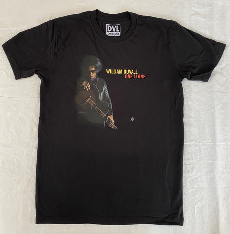 "William DuVall ""One Alone"" Album Cover UK/EU Spring 2020 Tour T-Shirt - LIMITED QUANTITY!!"