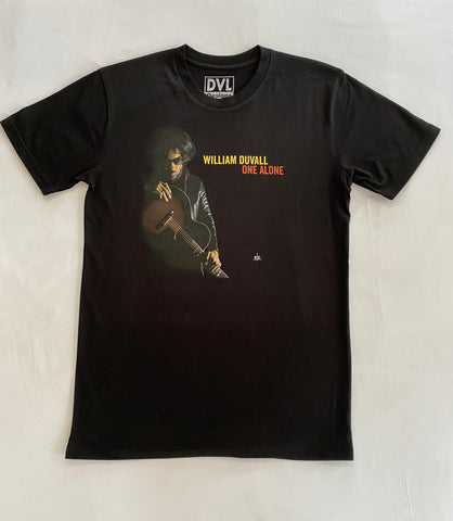 "William DuVall ""One Alone"" Album Cover U.S. Tour 2019-2020 T-Shirt"