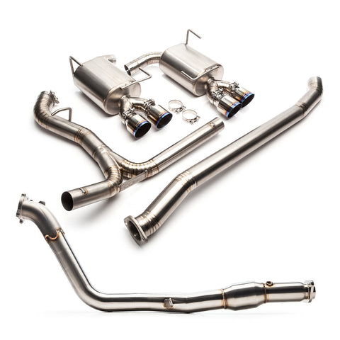 Cobb Tuning Turboback Exhaust - 2011+ WRX/STI Sedan