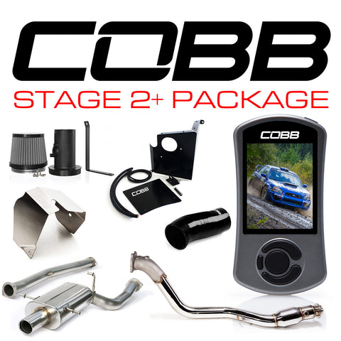 Cobb Tuning Stage 2+ Power Package w/ V3- 04/07 STI