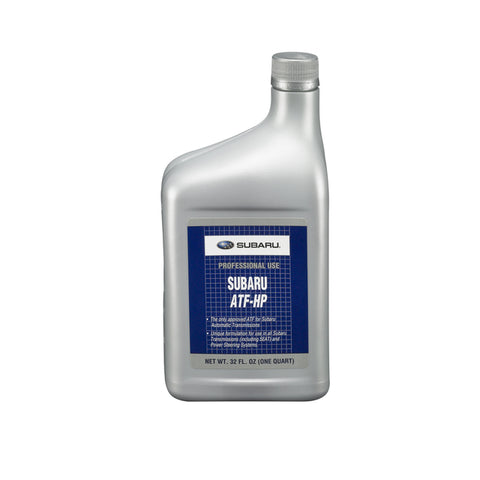 Subaru High Performance Automatic Transmission Fluid - 1QT