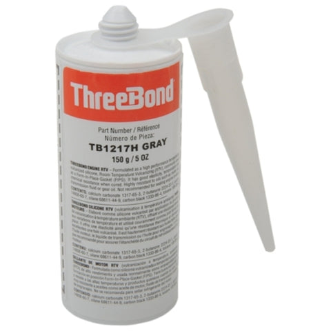 Three Bond 1217H Gray / 5.3 oz Tube
