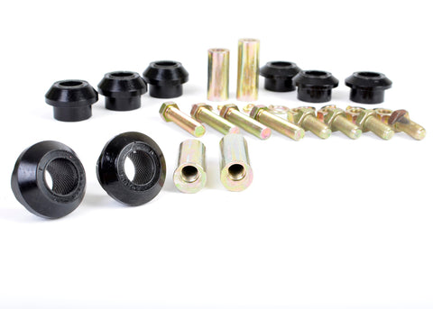 Whiteline 08-09 Subaru STi/12+ BRZ / 12+ Scion FR-S Rear Camber adj kit-control arm upper bushes