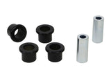 Whiteline 12+ Subaru BRZ/Scion FR-S/Toyota 86 Front Steering - Rack & Pinion Mount Bushing