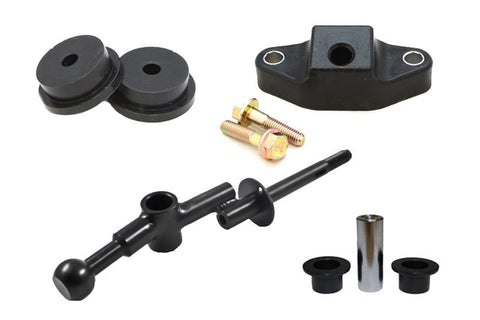 Torque Solution Short Shifter & Bushings Combo: Subaru Sti 2004-2013