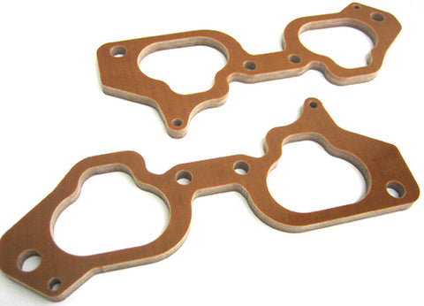 GrimmSpeed Phenolic Thermal Manifold Spacers - 8mm