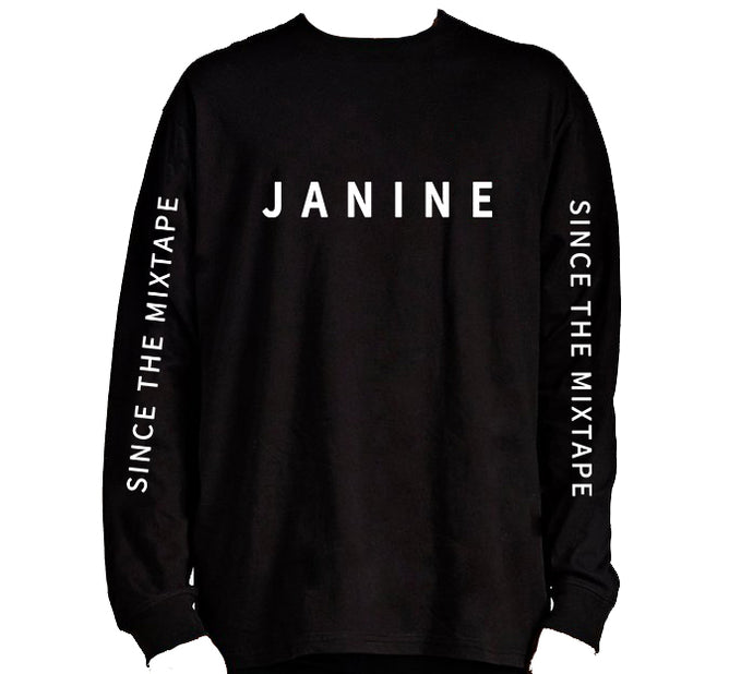 JANINE LONG SLEEVE TEE