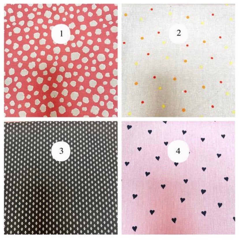 100% COTTON FACE COVERINGS