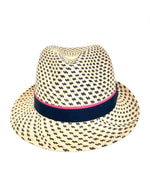 Speckled Panama Trilby