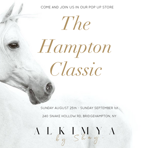The Hampton Classic 2019