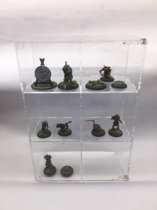 Display cabinet - Acrylic