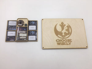 X-wing 2.0 compatible ship dashboards