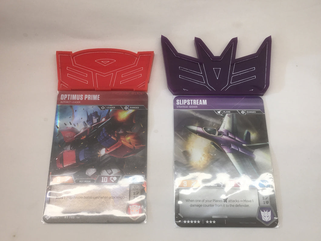 Transformers tcg compatible token trays