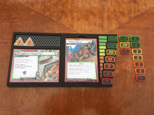 Superhero/villian dashboards compatible with Marvel champions lcg. Full colour printed 3mm acrylic
