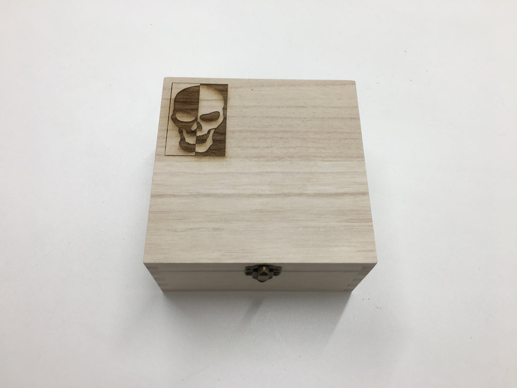 Shadespire inspired Standard wooden box
