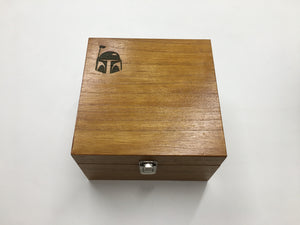 Star wars destiny collection wooden storage box