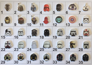 Star wars destiny compatible shield tokens