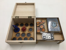 Necromunda inspired standard wooden box