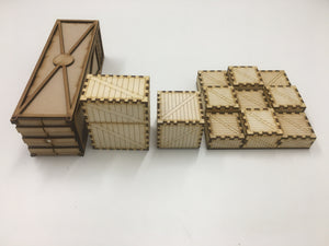 Token storage crate set