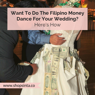 Want To Do The Filipino Money Dance At Your Wedding? Here's How.