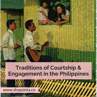 Traditions of Courtship & Engagement in the Philippines