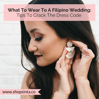 What To Wear To A Filipino Wedding: Tips To Crack The Dress Code