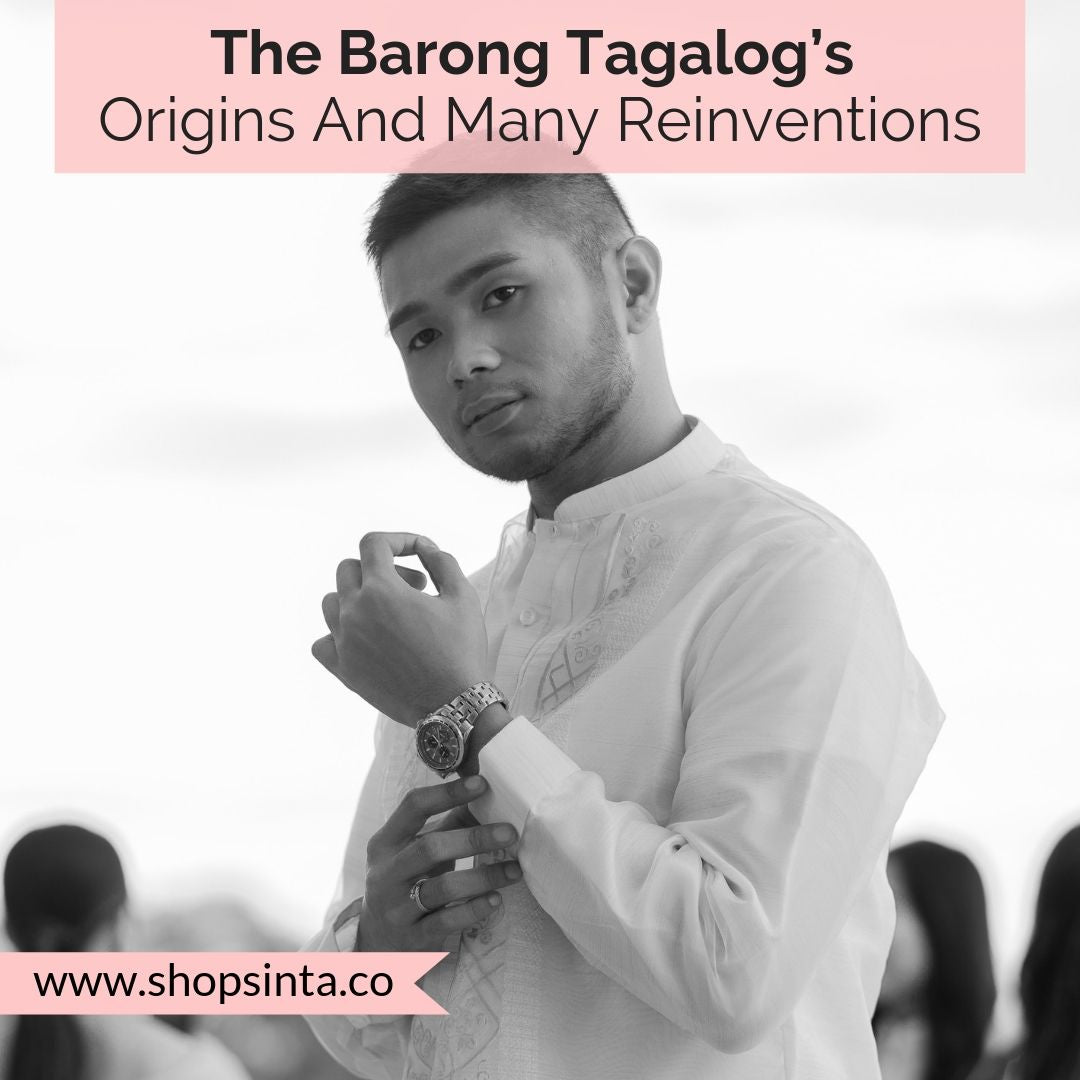 The Barong Tagalog's Origins And Many Reinventions
