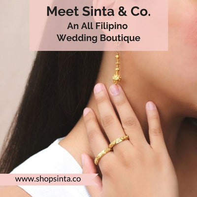 Meet Sinta & Co., An All Filipino Wedding Boutique