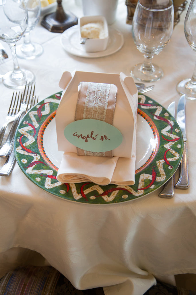 Edible wedding favours are a big hit at Filipino weddings, especially handmade Filipino polvoron