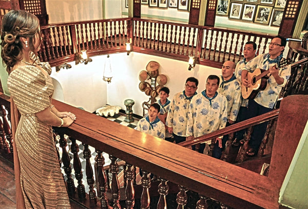 The Filipino Wedding Tradition of Harana (Serenade)
