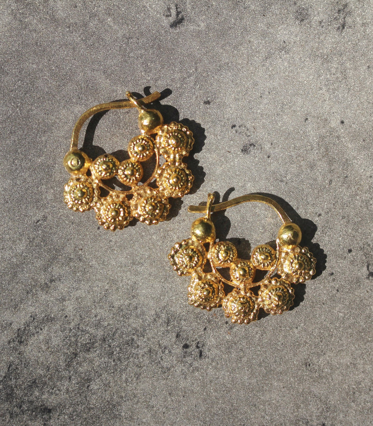 Lexy Creolla Earrings