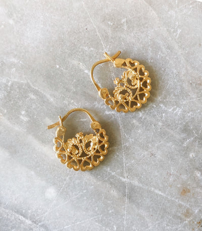 Loida Creolla Earrings