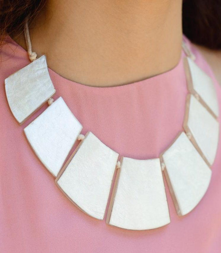 Cleopatra Shell Necklace