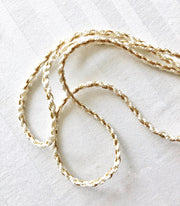 Wedding Unity Cord in Gold