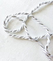 Wedding Unity Cord In Silver