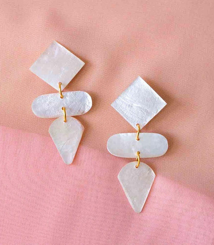 Renata Capiz Earrings