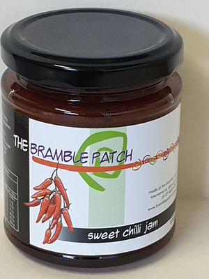 The Bramble Patch Sweet Chilli Jam 200g
