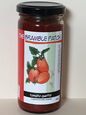The Bramble Patch Tomato Quetta 250g