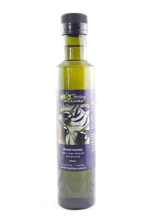 Mixed Variety Extra Virgin Olive Oil
