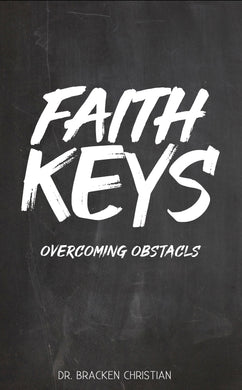 Faith Keys - Paperback Devotional