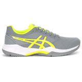 Tenis Asics Gel Game 7 Stone Grey/Safety Yellow