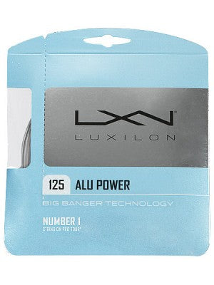 Set de Cuerda Luxilon Alu Power