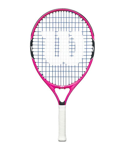 Raqueta Wilson Burn Pink 21 Junior