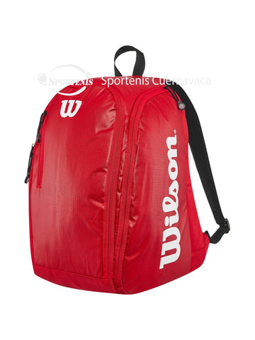Backpack Mochila Tour rojo