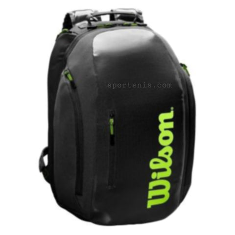 Backpack Super Tour Blade Negro Verde